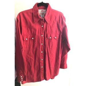 Levi Jacket Red